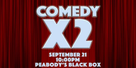 COMEDY X2 tickets