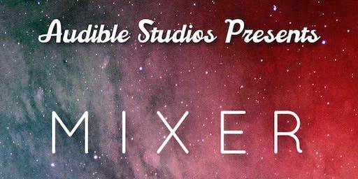 Audible Studios Mixer