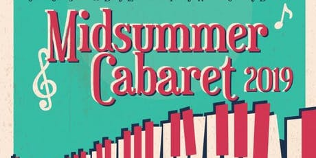 Midsummer Cabaret 2019 tickets