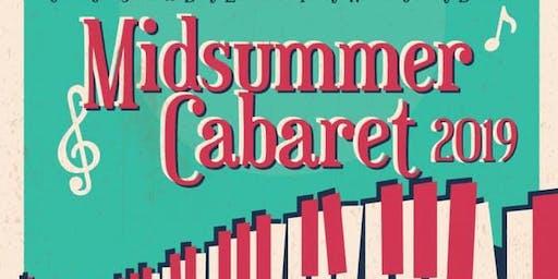 Midsummer Cabaret 2019