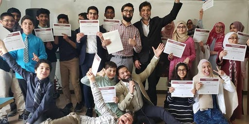 Muslim Youth Leadership and Public Speaking Program (Mississauga)