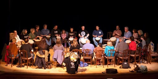 Rhythmic Explorations World Drumming Workshop