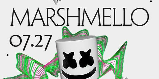 MARSHMELLO @ KAOS POOL PARTY LAS VEGAS SATURDAY JULY 27TH
