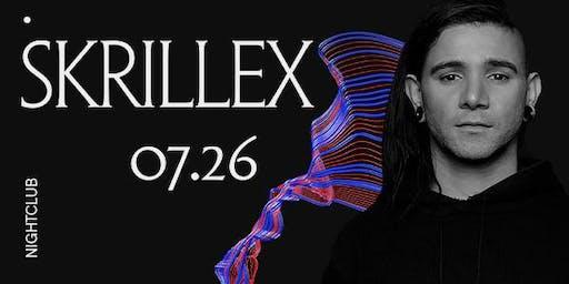 SKRILLEX @ KAOS NIGHTCLUB @ PALMS LAS VEGAS FRIDAY JULY 26TH