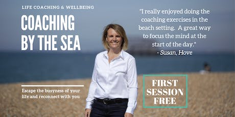 Womens Life Coaching by the Sea tickets