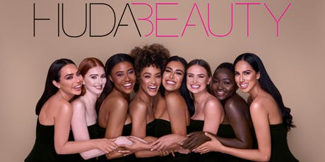 Huda Beauty Masterclass with Special Guest Lottie Tomlinson tickets