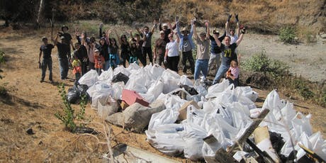 SB Clean Creeks TEAM 222 Clean Up - Willow Street Upstream to Alma tickets