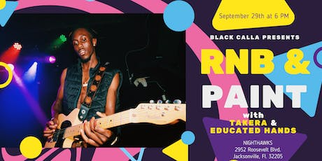 RnB & Paint tickets