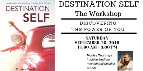 DESTINATION SELF - The Workshop tickets