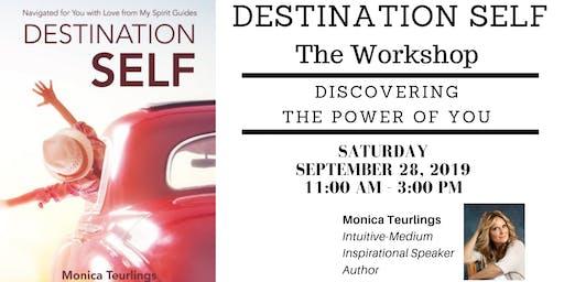 DESTINATION SELF - The Workshop