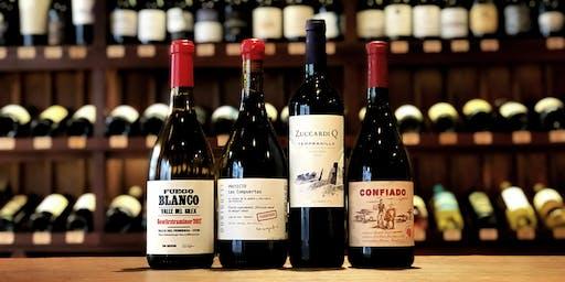 Vinos Exóticos. Premium Tasting