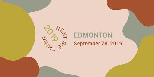 Next Big Thing: Edmonton