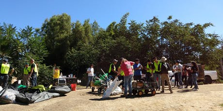 South Bay Clean Creeks Coalition TEAM 222 Cleanup - Bascom Avenue tickets