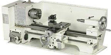Machining Training / Auth - Manual Benchtop Enco Lathe tickets