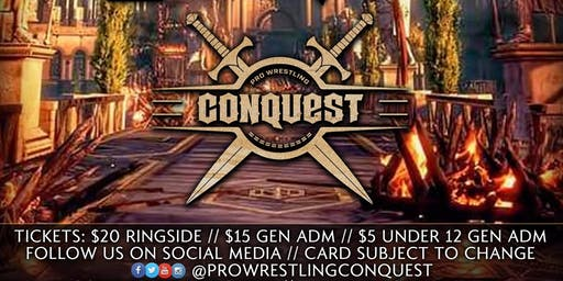Pro Wrestling Conquest IV