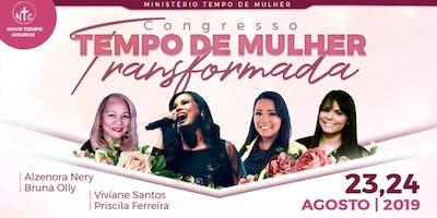 Congresso Tempo de Mulher Transformada