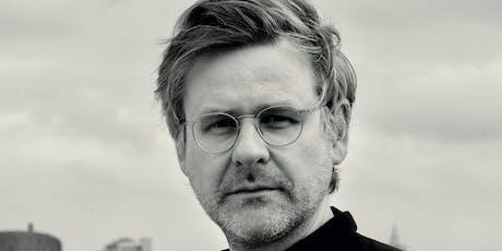 Buchpremiere // Martin Simons: Jetzt noch nicht, aber irgendwann schon Tickets
