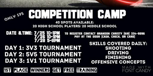 Competition Camp