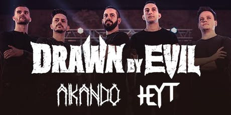 Drawn by Evil Release-Show Tickets