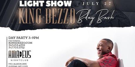 KING DEZZO BIRTHDAY BASH AT AMADEUS tickets