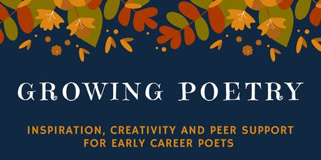 Growing Poetry - Southbank Session - August tickets