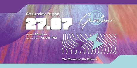 B38 Milano Ex Byblos Sabato 27 Luglio 2019 X Info al 392-9848838 biglietti