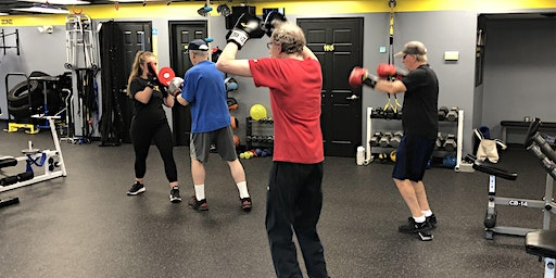 Tuesday-Rock Steady Boxing (For Parkinson's Clients) at DPI Adaptive Fitness ($25)