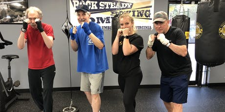 Thursday-Rock Steady Boxing (For Parkinson's Clients) at DPI Adaptive Fitness ($25) tickets