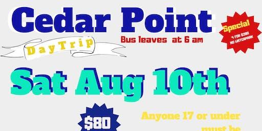 Cedar Point Day Trip (Grand Rapids)