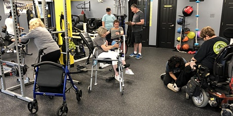 Friday 11:30-DPI Adaptive Fitness Open Gym ($20) tickets