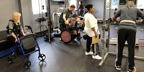 Wednesday-DPI Adaptive Open Gym ($20) tickets