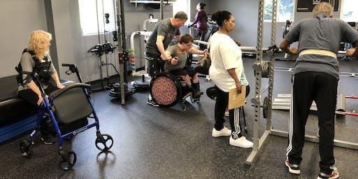 Wednesday-DPI Adaptive Open Gym ($20)