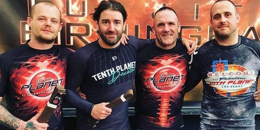 10th Planet Jiu Jitsu NoGi Seminar with Gavin Stewart