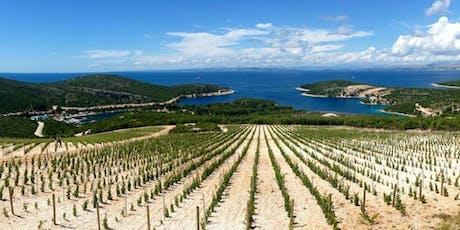Wednesday Flight: Croatia, Slovenia and Italy - Wines of the Adriatic Coast tickets