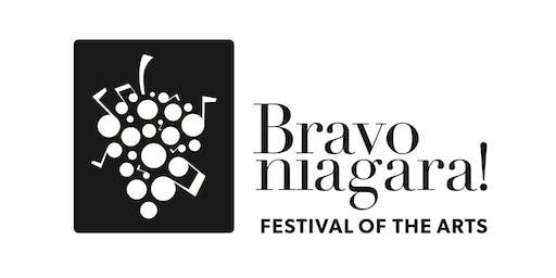 Bravo Niagara! Presents Ofra Harnoy
