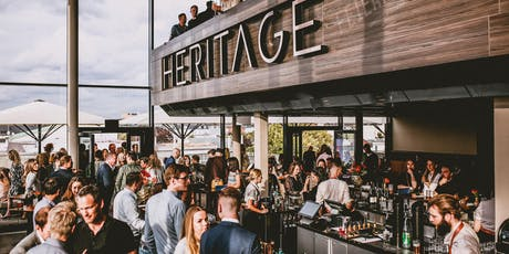 FEIERABEND im September - Hamburgs Afterwork Tickets