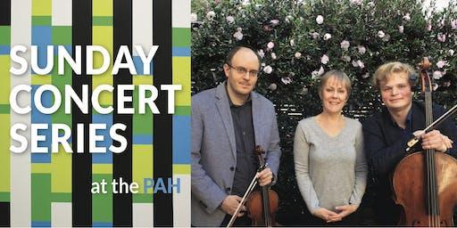 Sunday Concert Series: Levansa Trio