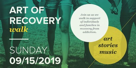 Art of Recovery 2019 - Iowa City tickets