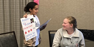 Camp Congress for Girls Boston 2020