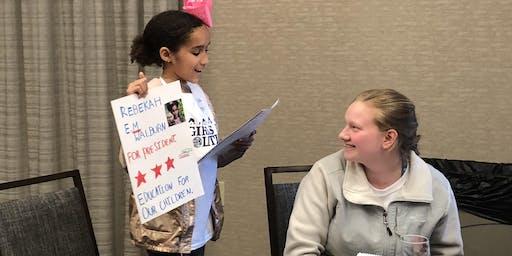 Camp Congress for Girls Boston 2020
