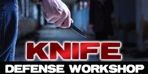 Knife Defense - August 17, 2019