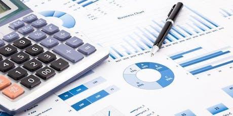Uptima Presents: Financial Forecasting for Entrepreneurs tickets