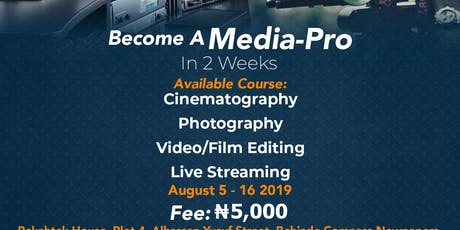 VIDEO EDITING FREE TRAINING Tickets, Mon, Aug 12, 2019 at 2:00 PM