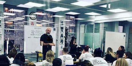 Precision Hair-Cutting Class with Drew Broman tickets