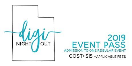 DigiNightOut 2019 - September Pass tickets