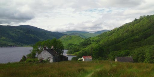 The 2020 West Highland Way Wild Hike