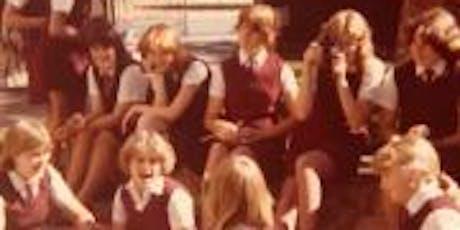 Annesley 40 year reunion tickets