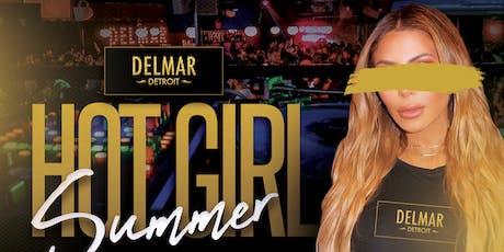 Hot Girl Summer Fridays at Delmar Rooftop  tickets