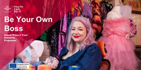#CritChat Session 19: Becoming your own boss @ The Prince's Trust tickets