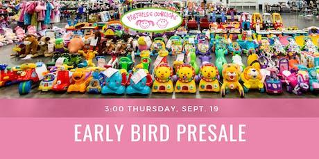 Early Bird Presale tickets